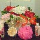 Be Mine Spa Moments Gift Basket - Valentine's Day