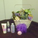 Garden Escape Spa Moments Gift Basket