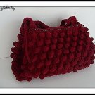Red Bubble Fashion Bag