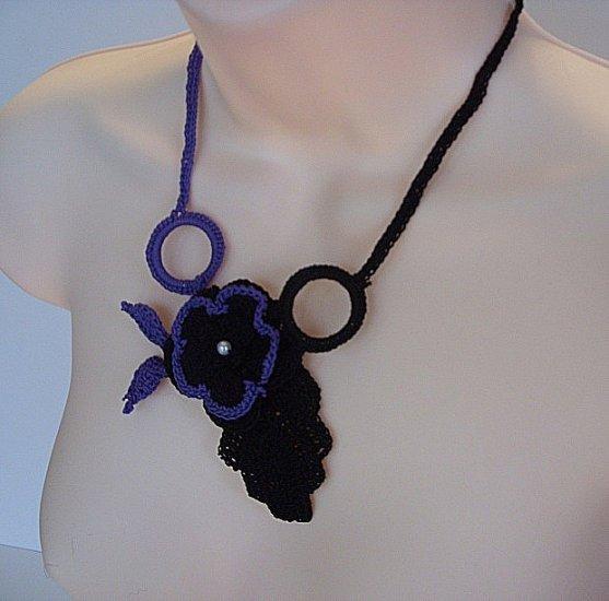 Black and Purple Dream 031