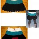 Flirt With Spring Collection 2011 Crochet Skirt