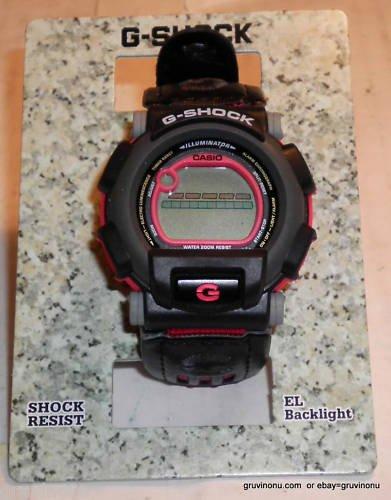 Casio G-shock GLide NIB DS DW-003B-4VT (079767565848)