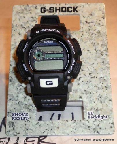 Casio G-shock GLide NIB DS DW-9000-1BVT (079767566982)
