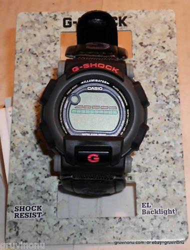 Casio G-shock GLide NIB DS DW-003B-1VT (079767565343)