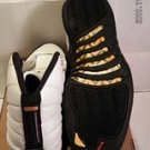 Nike Air Jordan 12 XII Og Ds White Black Taxi NIB 10