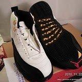 Nike Air Jordan 12 XII Og Ds White Black Taxi NIB 8.5