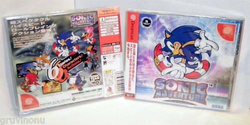 Sonic Adventure  (Dreamcast, 1999)