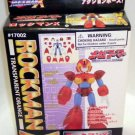 ROCKMAN X Transparent Orange1999  Rare Mega Armor