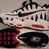 Nike Air Nomo Max Dodgers Baseball Vintage '96 Ds 9 -b
