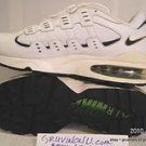 Nike Air Burst II Leather Pine Gold 1996 NIB Sz 9.5