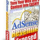 Adsense Revenue Exposed ebook