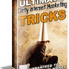 Ultimate Dirty Internet Marketing Tricks eBook