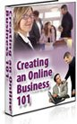 Creating an Online Business 101  eBook