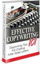 Effective Copywriting 101  (eBook)