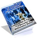 The Making of An Internet Millionaire eBook