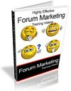 Forum Marketing Training Videos