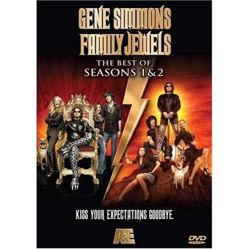 Gene Simmons Family Jewels : The Best of Seasons 1 & 2 (NEW DVD)