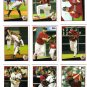 2009 Topps Houston Astros 19 card team SET