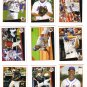 2009 Topps New York Mets 28 card team SET