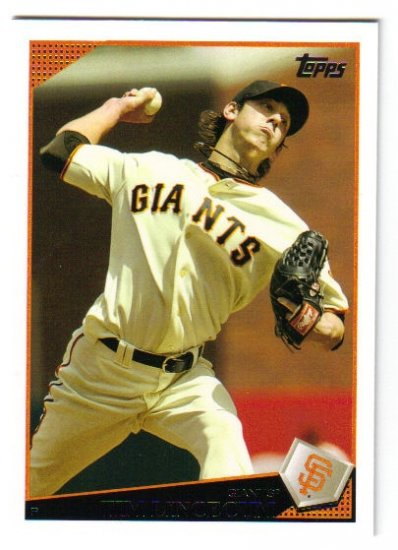 2009 Topps San Francisco Giants 24 card team LOT