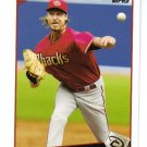 2009 Topps Arizona Diamondbacks 24 card team LOT