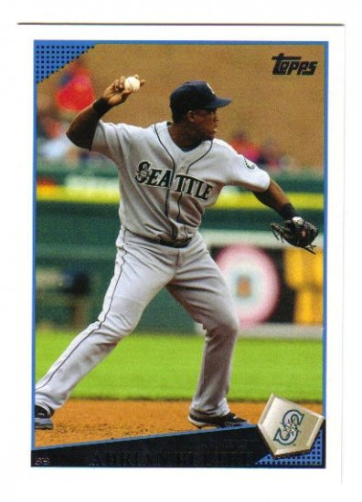 2009 Topps Seattle Mariners 19 card team LOT