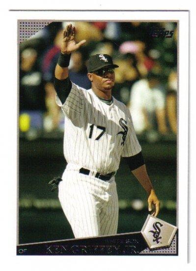 2009 Topps Chicago White Sox 19 card team SET