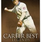 2009 Topps Legends of the Game Career Best 6 card LOT