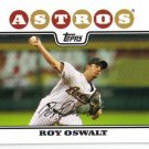 2008 Topps Houston Astros 23 card team SET