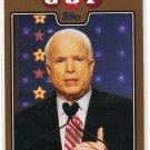 2008 Topps Campaign '08 Gold Border C08-JM John McCain