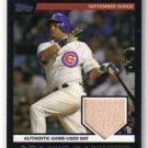 2007 Topps Highlights Relics HR-AR Aramis Ramirez Bat Cubs