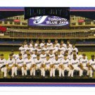 2006 Topps Toronto Blue Jays 25 card team SET
