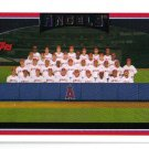2006 Topps LA Angels 24 card team SET