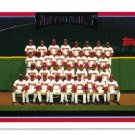 2006 Topps Washington Nationals 21 card team SET
