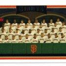 2006 Topps San Francisco Giants 22 card team SET