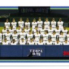 2006 Topps Tampa Bay Devil Rays 19 card team SET
