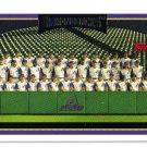 2006 Topps Arizona Diamondbacks 21 card team SET