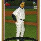 2006 Topps Gold #587 Joe Torre MG Yankees