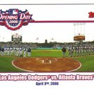 2006 Topps Opening Day Team vs. Team 3 card LOT
