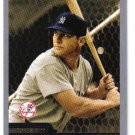 2006 Topps Mantle Collection 2 card LOT