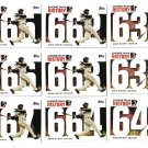 2005 Topps Barry Bonds Home Run History 10 card U-Pick LOT