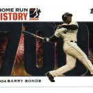 2005 Topps Barry Bonds Home Run History #700