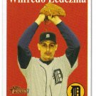 2007 Topps Heritage #13a Wilfredo Ledezma SP Tigers