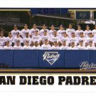 2005 Topps San Diego Padres 23 card team SET