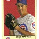 2005 Fleer Tradition Chicago Cubs 11 card team SET
