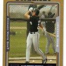 2005 Topps Gold #308 Ryan Sweeney (FYRC) White Sox