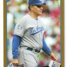 2009 Topps Gold 12 card LOT