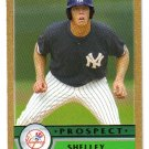 2003 Topps Traded Gold T158 Shelley Duncan PROS Yankees