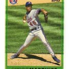 1997 Topps Montreal Expos 17 card team SET