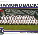 2004 Topps Arizona Diamondbacks 28 card team SET